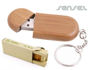 Bamboo USB Sticks (2GB)