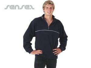 Polar Fleece Pullover Jacken
