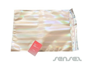 Stock Holo Large Size Silver Foil Envelopes