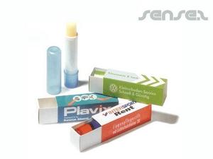Lippenbalsam in Öko Box