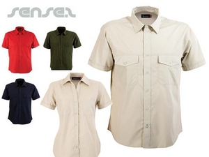 Safari Short Sleeve Shirts