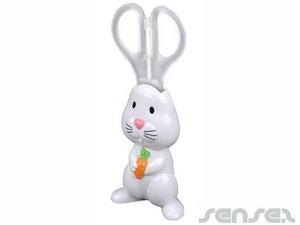 Bunny Scissors Holders