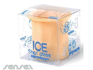 Single Ice Shot Glasses