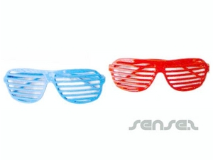 Sunglasses - Shutter Shades