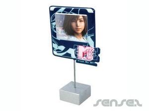 Schreibtisch-Foto-Rahmen-Halter mit Clip