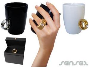 Diamant-Ring-Cups