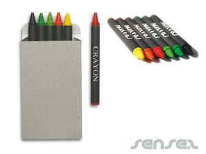 Crayon Kartons