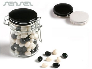160G Lollies In Clip Lock Jars
