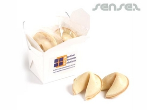 Fortune Cookies In Nudelboxen