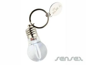 Key Chains - Light Bulb Torch
