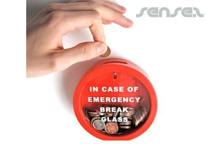 Emergency Coin Banks