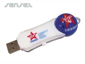 1GB Flüssigkeit Roller Ball USB Sticks (1 GB)
