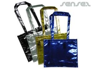 Metallic Non-Woven Bags