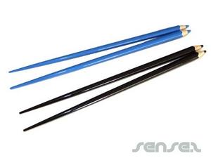 Chopsticks In Pencil Shape - Single Sets