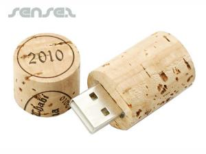 Cork Shaped USB Sticks (1GB )