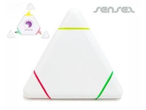 Dreieck Textmarker