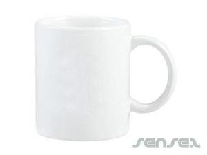 White Classic Mugs