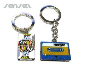 Custom Shaped Metal 1GB USB Sticks