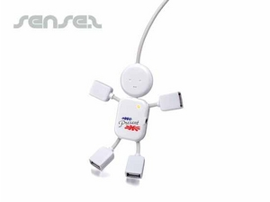 Person Shaped USB Hubs