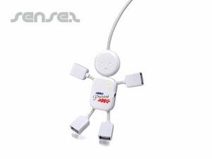 USB Hub Person