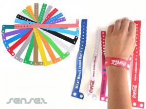 Trilaminate Event Wristbands