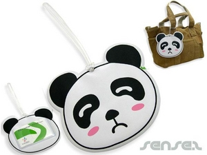 Custom Shaped PVC Luggage Tags