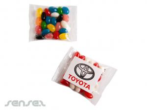 Cheap Corporate Colour Mini Jelly Beans (25g)