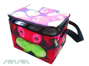 Full colour Printed Cooler Bags
