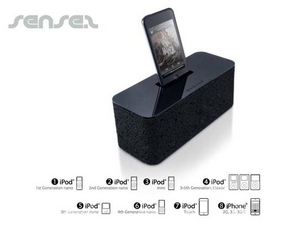 Slick Sponge IPod Speakers