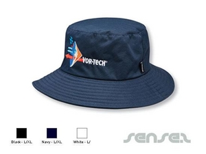 High Tech All Weather Bucket Hats