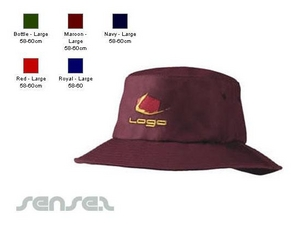 Schule Bucket Hats