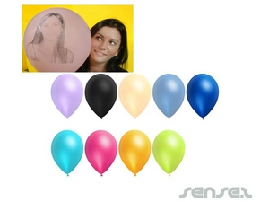 Photographische Balloons