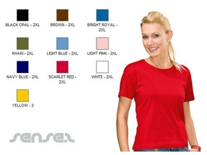 Womens Beefy T-shirts