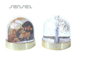 Gold Or Silver Snow dome