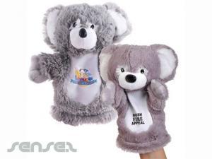 Känguru Koala & Handpuppen