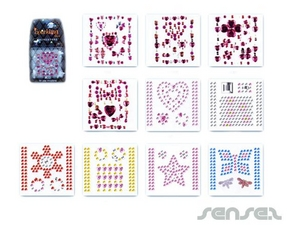 Diamante Stickers