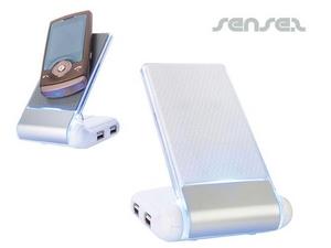 Handy-Halter USB Hub