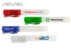 Antibakterielle Sanitizer Pocket-Sprays