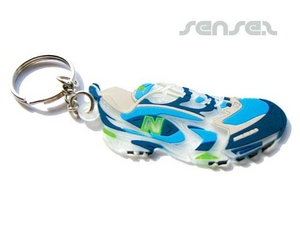 Glow In The Dark Rubber PVC Key Chains