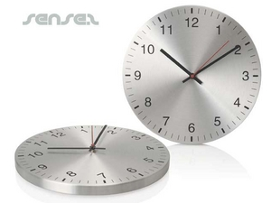 Aluminum Wall Clocks