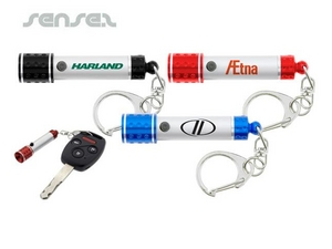 Mini Torch Key Chains