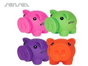 Micro Piggy Bank