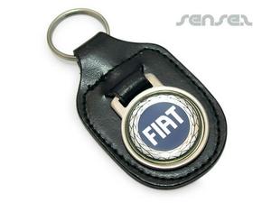 Leder Auto Schlüsselanhänger
