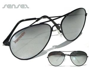 Aviator Sonnenbrille Stil