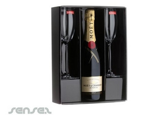 Moet & Chandon Champagner Geschenk-Box