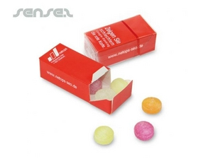 Mini Printed Lolly Boxes