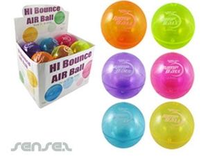 High Bounce Air Rubber Balls