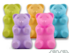 Gummy Bear Chewy Toy