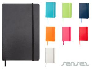 Sydney Leather Look Notebook (A6)