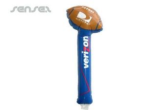 Rugby Ball Jubelnde Stick